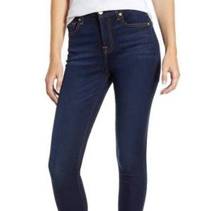 """7 for All Mankind """"The Skinny"""" Slim Illusion Jeans"""